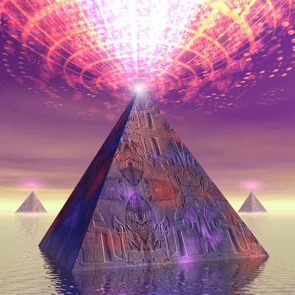 12 Pyramids of Thoth