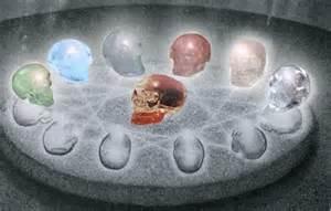 13 skulls