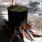 Medicine Hunter - Ayahuasca Boiling the Brew (icon)